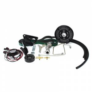 Engine Parts - Parts & Accessories - Industrial Injection - 2006 - 2010 Duramax LBZ/LMM Dual Cp3 Kit (W/O Pump)