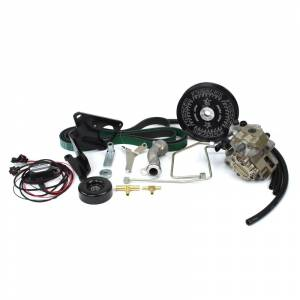 Engine Parts - Parts & Accessories - Industrial Injection - 2006 - 2010 Duramax LBZ/LMM Dual Cp3 Kit W/ Pump
