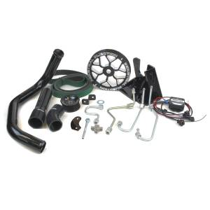 Fuel System & Components - Fuel System Parts - Industrial Injection - 2007.5 - 2018 Dodge 6.7L Dual Cp3 Kit (W/O Pump)