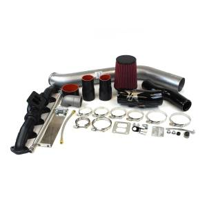 Turbo Chargers & Components - Turbo Charger Kits - Industrial Injection - 2007.5-2012 6.7L Dodge S300 SX-E Single Turbo Kit (Kit Only)