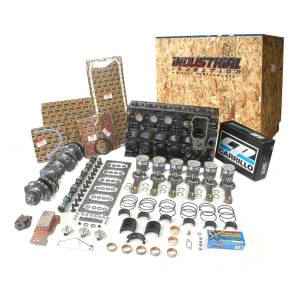 Engine Parts - Parts & Accessories - Industrial Injection - 5.9L Cummins Race Performance Builder Box