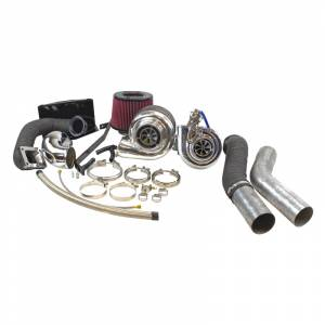 Turbo Chargers & Components - Turbo Charger Kits - Industrial Injection - Dodge Cummins 2nd Gen Race Compound Turbo Kit (1994-2002)
