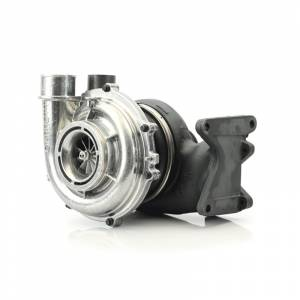 Turbo Chargers & Components - Turbo Chargers - Industrial Injection - Duramax 04-05 Reman Garrett LLY Exchange Stock Turbo