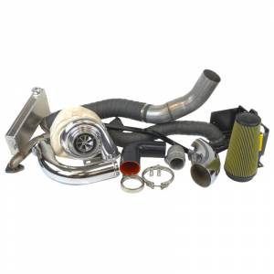 Turbo Chargers & Components - Turbo Charger Kits - Industrial Injection - Duramax 2011-2013 LML Compound Add-A-Turbo Kit