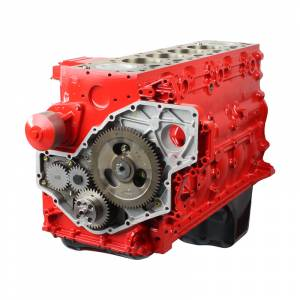 Engine Parts - Engine Assembly - Industrial Injection - Industrial Injection 5.9L Dodge Cummins CR Premium Stock Plus Short Block