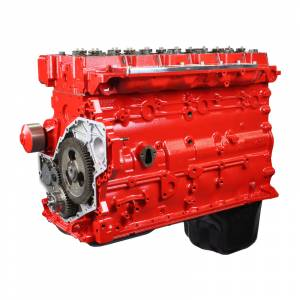Engine Parts - Engine Assembly - Industrial Injection - Industrial Injection 6.7L Dodge Cummins CR Premium Stock Plus Long Block