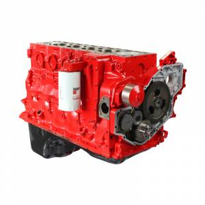 Engine Parts - Engine Assembly - Industrial Injection - Industrial Injection 6.7L Dodge Cummins CR Premium Stock Plus Short Block