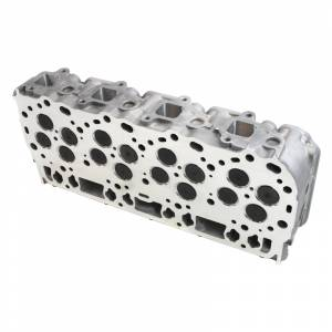 Engine Parts - Valvetrain Parts - Industrial Injection - Industrial Injection LLY Duramax Race Heads (2004.5-2005)