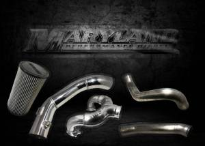 Turbo Chargers & Components - Intercoolers and Pipes - Maryland Performance Diesel - MPD Intercooler Piping Kit
