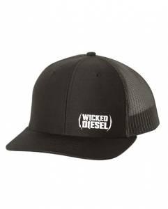 All Black Trucker Hat