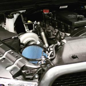 H&S Motorsports - H & S 03-07 Cummins 5.9L Turbo Kit W/O Turbo -  Steed Speed Billet Exhaust Manifold