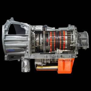 Transmission - Automatic Transmission Assembly - SunCoast Diesel - SUNCOAST ALLISON GUARDIAN HD SERIES TOWING TRANSMISSION W/ CONVERTER