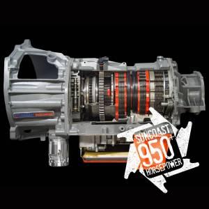 Transmission - Automatic Transmission Assembly - SunCoast Diesel - CATEGORY 4 SUNCOAST 950+ HP CUSTOM ALLISON TRANSMISSION WITH CONVERTER
