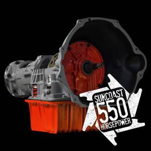 Transmission - Automatic Transmission Assembly - SunCoast Diesel - CATEGORY 3 SUNCOAST 550HP 48RE TRANSMISSION