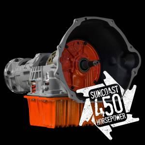 Transmission - Automatic Transmission Assembly - SunCoast Diesel - CATEGORY 1 SUNCOAST 450HP 48RE TRANSMISSION