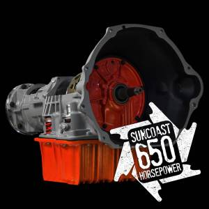 Transmission - Automatic Transmission Assembly - SunCoast Diesel - CATEGORY 4 SUNCOAST 650HP 48RE TRANSMISSION