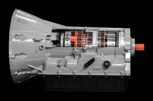 Transmission - Automatic Transmission Assembly - SunCoast Diesel - SUNCOAST GUARDIAN HD 6R140 TRANSMISSION
