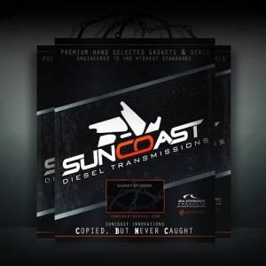 SunCoast Diesel - SUNCOAST 6R140 OHK