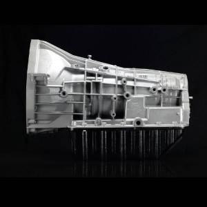 Transmission - Automatic Transmission Assembly - SunCoast Diesel - SUNCOAST E4OD 4WD GAS TRANSMISSION ASSEMBLY