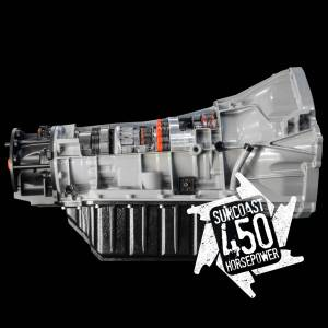 Transmission - Automatic Transmission Assembly - SunCoast Diesel - SUNCOAST CATEGORY 1 450 HP SUNCOAST 5R110 TRANSMISSION 4WD