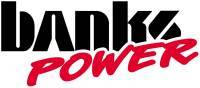 Banks Power - Banks Power Full Pillar Mount 1 Gauge W/Speaker 1999-2007 Chevy/GMC Truck Black Banks Power 63309