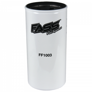 Fuel System & Components - Fuel System Parts - FASS Fuel Systems - FASS FF-1003 HD Fuel Filter-3 Micron