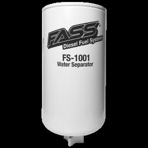 FASS FS-1001 Titanium Water Separator (Grey Model)