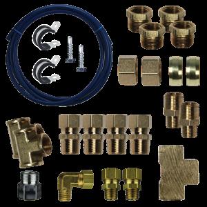 FASS FLK-S07 DD15 Complete Fuel Line Kit