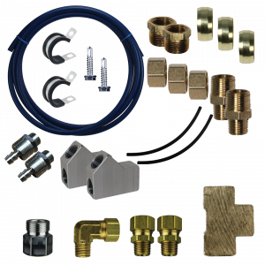 Fuel System & Components - Fuel System Parts - FASS Fuel Systems - FASS FLK-S06 Double Vent Return Line Kit