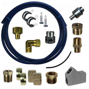 Fuel System & Components - Fuel System Parts - FASS Fuel Systems - FASS FLK-S08 Single Vent/Unvented Return Line Kit