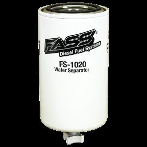 FASS FS-1020 Titanium Water Separator-Class 8 (Grey Model)