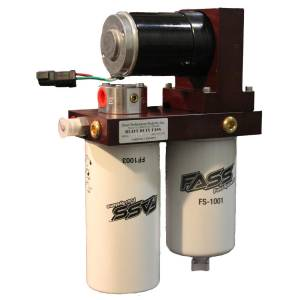 Fuel System & Components - Fuel System Parts - FASS Fuel Systems - FASS RPHD-1002 Universal  HD Series EM-1001 w/.335 gear
