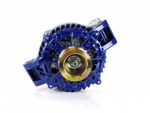 Electrical - Charging System - Sinister Diesel - Sinister Diesel 320 Amp High Output Alternator for 08-10 Ford Powerstroke 6.4L SD-ALT-6.4-320