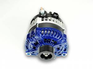 Electrical - Charging System - Sinister Diesel - Sinister Diesel 320 Amp OEM High Output Alternator for 2013-2018 GM Duramax 6.6L SD-ALT-6.6-13-320