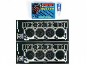 Engine Parts - Cylinder Head Parts - Sinister Diesel - Sinister Diesel Head Stud and Gasket Kit for 2003-2007 Ford Powerstroke 6.0L SD-ARP-HEAD-6.0