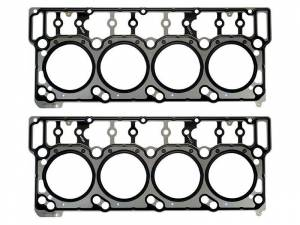 Engine Parts - Cylinder Head Parts - Sinister Diesel - Sinister Diesel Black Diamond Head Gaskets for 2008-2010 Ford Powerstroke 6.4L SD-BD-6.4