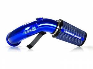 Air Intakes & Accessories - Air Intakes - Sinister Diesel - Sinister Diesel Cold Air Intake for 2007.5-2012 Dodge/Ram Cummins 6.7L SD-CAI-6.7C-07