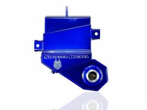 1999-2003 Ford 7.3L Powerstroke - Cooling System - Sinister Diesel - Sinister Diesel Coolant Reservoir (Degas) for 2003-2007 Ford Powerstroke 6.0L SD-DEGAS-6.0