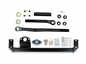 Steering And Suspension - Track Bars - Sinister Diesel - Sinister Diesel Adj Track Bar & Steering Box Support for 10-12 Dodge Cummins 4WD SD-DODGE-TB-SBS-10