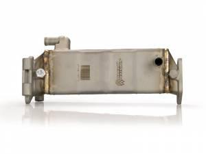 Exhaust - EGR Parts - Sinister Diesel - Sinister Diesel EGR Cooler for 2007.5-2010 GM Duramax 6.6L LMM SD-EGRC-LMM