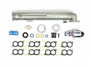 Exhaust - EGR Parts - Sinister Diesel - Sinister Diesel Full Replacement EGR for 2003 Ford Powerstroke 6.0L SD-FES-6.0-03