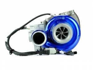 Turbo Chargers & Components - Turbo Chargers - Sinister Diesel - Sinister Diesel PITBULL SERIES Turbocharger for 2007.5-2012 Dodge Cummins 6.7L SD-PB-6.7C-TURBO
