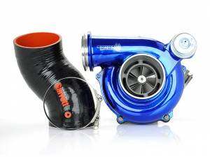Turbo Chargers & Components - Turbo Chargers - Sinister Diesel - Sinister Diesel Edition Series 1 Turbo for 1999.5-2003 Ford Powerstroke 7.3L SD-PWRMAX-7.3