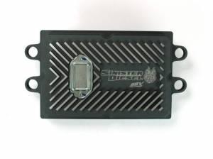 Fuel System & Components - Fuel Injectors & Parts - Sinister Diesel - Sinister Diesel 58v FICM for 2003-2007 Ford Powerstroke 6.0L (Gray) SDG-FICM-58