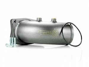 Turbo Chargers & Components - Intercoolers and Pipes - Sinister Diesel - Sinister Diesel Intake Elbow for 2003-2007 Ford Powerstroke 6.0L (Gray) SDG-INTEL-6.0