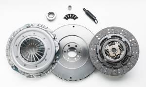 Transmission - Manual Transmission Parts - South Bend Clutch - South Bend Clutch Stock Clutch Kit And Flywheel 04-163K
