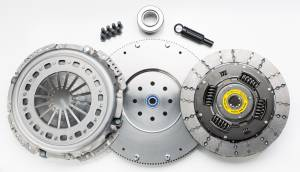 Transmission - Manual Transmission Parts - South Bend Clutch - South Bend Clutch FE Clutch Kit And Flywheel 13125-FEK