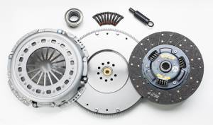 Transmission - Manual Transmission Parts - South Bend Clutch - South Bend Clutch HD Clutch And Flywheel 1944-324-OK-HD