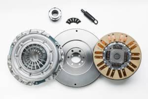 Transmission - Manual Transmission Parts - South Bend Clutch - South Bend Clutch Kevlar Clutch And Flywheel 04-154TZK