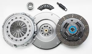 Transmission - Manual Transmission Parts - South Bend Clutch - South Bend Clutch Stock Clutch Kit And Flywheel 1944-6K